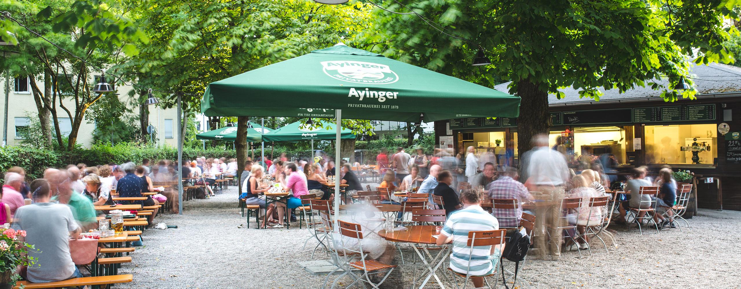 Wirtshaus Tannengarten München Sendling